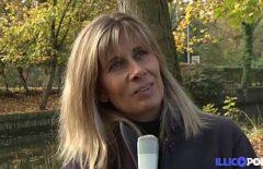 La Giornalista Bionda Fa Sesso Con Due Belle E Forti Colleghe Nel Cazzo