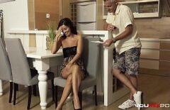 La Fica Divorziata Scopa Forte Con Un Uomo Pervertito